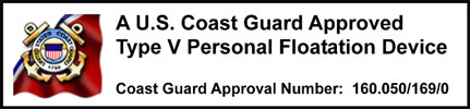 US Coast Guard Approval Banner